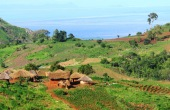 Malawi - some fertile and green areas