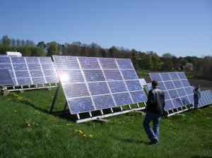 Solar energy grows rapidly