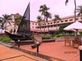 Gallface hotel Colombo