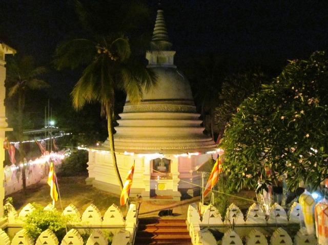 pagoda, Mnt Lavinia