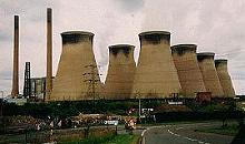Kullkraftverk - en trussel mot framtiden